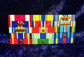 Flat Mounted Ribbon Sets